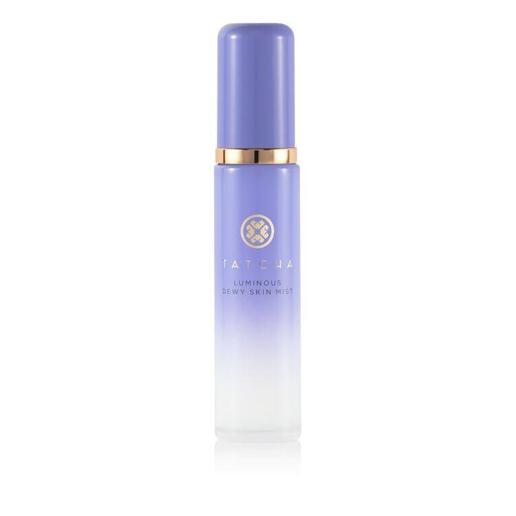 """<h3>Luminous Dewy Skin Mist<br></h3><br>What day of the week is it? Perk up tired skin with a few spritzes of this skin care-grade face mist, infused with ingredients like Okinawa Red Algae and hyaluronic acid. (In other words, it doesn't just <em>feel</em> nice — it's actually doing something for your skin.) <br><br><br><br><strong>Tatcha</strong> Luminous Dewy Skin Mist, $, available at <a href=""""https://go.skimresources.com/?id=30283X879131&url=https%3A%2F%2Ffave.co%2F2GJJnYu"""" rel=""""nofollow noopener"""" target=""""_blank"""" data-ylk=""""slk:Tatcha"""" class=""""link rapid-noclick-resp"""">Tatcha</a>"""