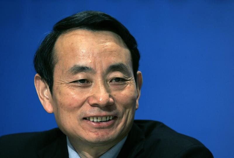 China fires official in oil giant corruption probe