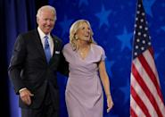 """<p>While there are rules and traditions the first lady is expected to follow, the role itself has changed a lot over time, and will likely continue to do so. As the <a href=""""https://www.washingtonexaminer.com/news/jill-biden-redefine-traditions-office-first-lady"""" rel=""""nofollow noopener"""" target=""""_blank"""" data-ylk=""""slk:Washington Examiner"""" class=""""link rapid-noclick-resp"""">Washington Examiner</a> notes, """"Because there are no constitutional requirements first ladies have to meet in their public service expectations, the role itself has historically revolved around individual personalities.""""</p>"""