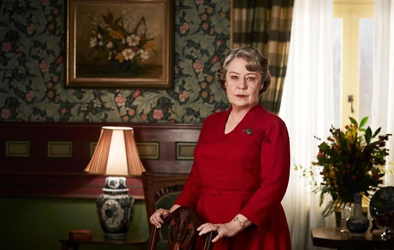 Noni as Elizabeth in Foxtel's A Place To Call Home Season 5. Source: Nick Wilson