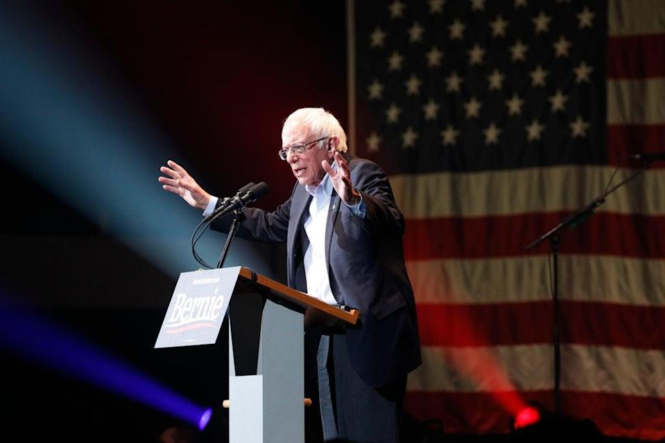 Sanders in Trump Country (Copyright 2020 The Associated Press. All rights reserved.)