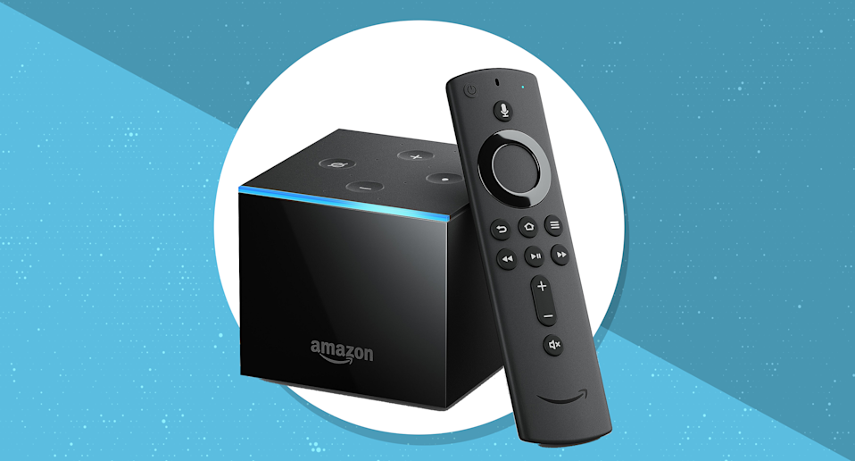 Save $75 on the Amazon Fire TV Cube and get an Alexa Remote. (Photo: Amazon)