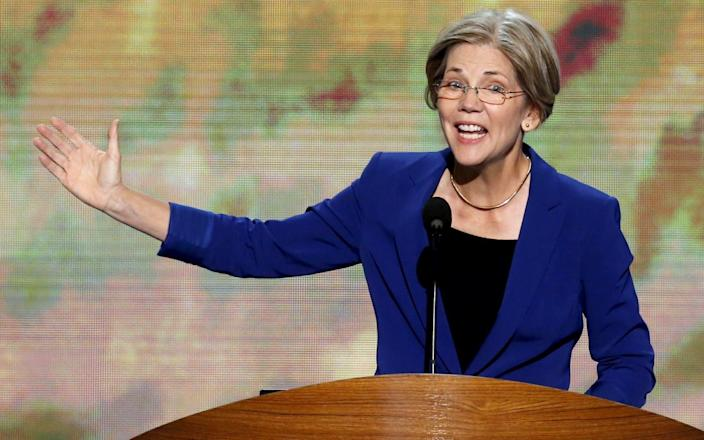 The announcement is the clearest sign yet Warren is preparing for the 2020 presidential election - Jason Reed/Reuters