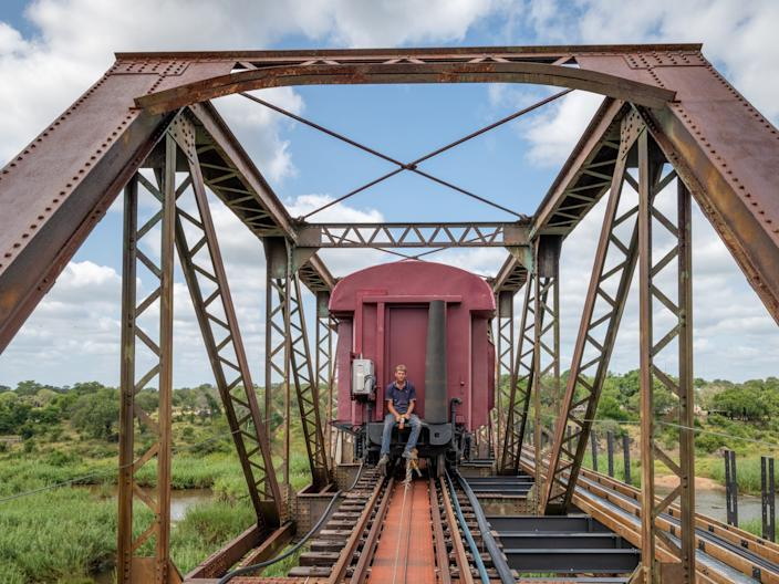 Africa Photographic, Francois van Zyl, Shalati Train, Mpumalanga, South Africa