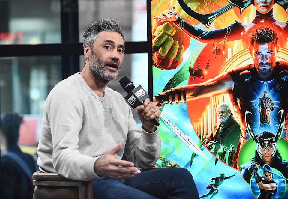 NEW YORK, NY - OCTOBER 31:  Taika Waititi attends the Build Series to discuss the new film 'Thor: Ragnarok' at Build Studio on October 31, 2017 in New York City.  (Photo by Daniel Zuchnik/WireImage)