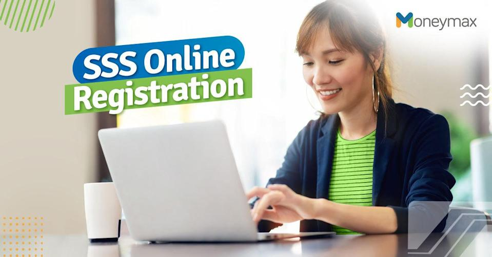 SSS Online Registration Guide | Moneymax