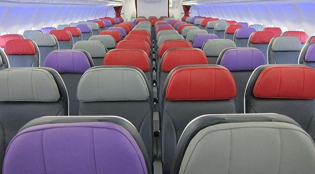 If your seat is broken, you could get an upgrade. Source: AAP / Stock image