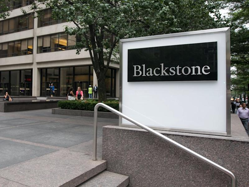 Blackstone Büro in Manhattan