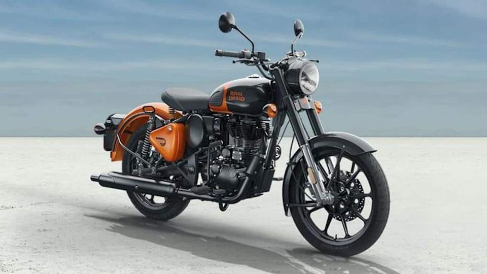 Prior to launch, 2021 Royal Enfield Classic 350 found testing