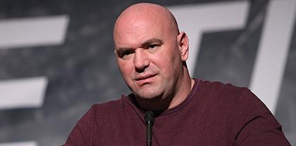 Dana White and the UFC have removed themselves from the drug-testing equation by hiring USADA. (AP)