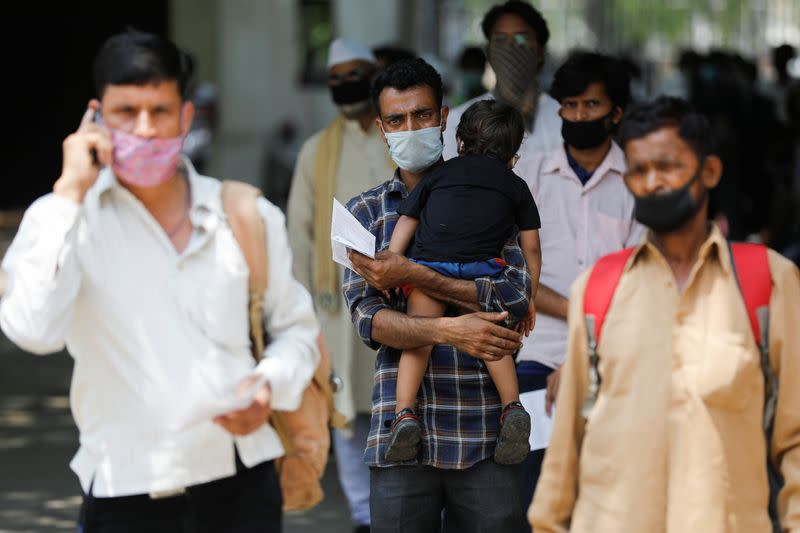 India overtakes Italy's coronavirus tally as lockdown easing looms