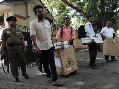 Sri Lanka elections: Gunmen open fire on convoy of buses carrying minority Muslim voters; no casualties reported