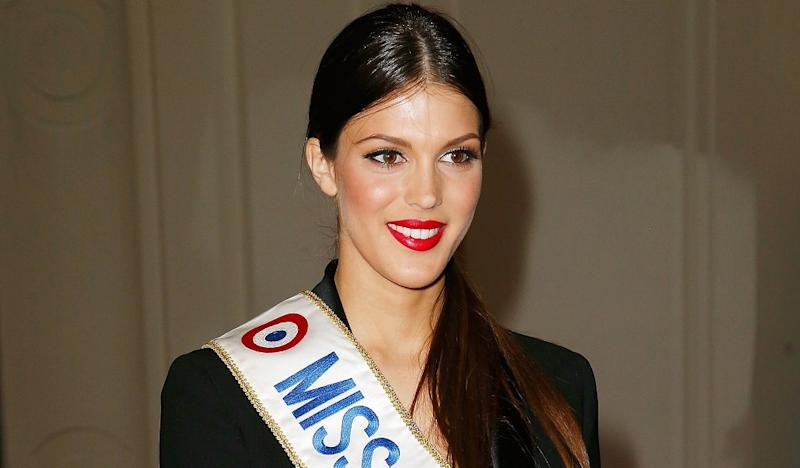 iris mittenaere repr sentera la france au concours de miss. Black Bedroom Furniture Sets. Home Design Ideas