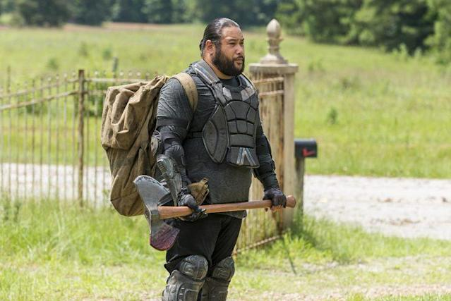 Cooper Andrews as Jerry in 'The Walking Dead' (Photo: AMC)