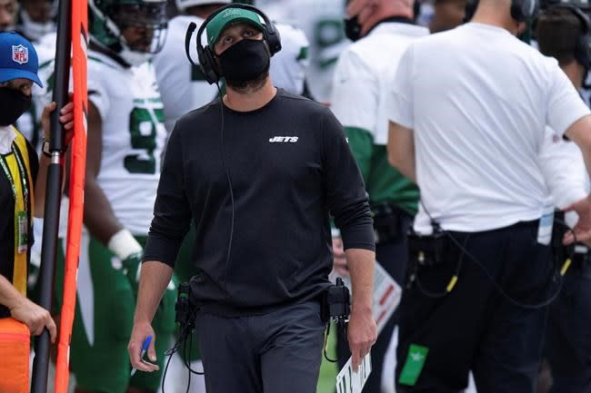 Gase focused on delivering Jets a win, not 'wasted energy'
