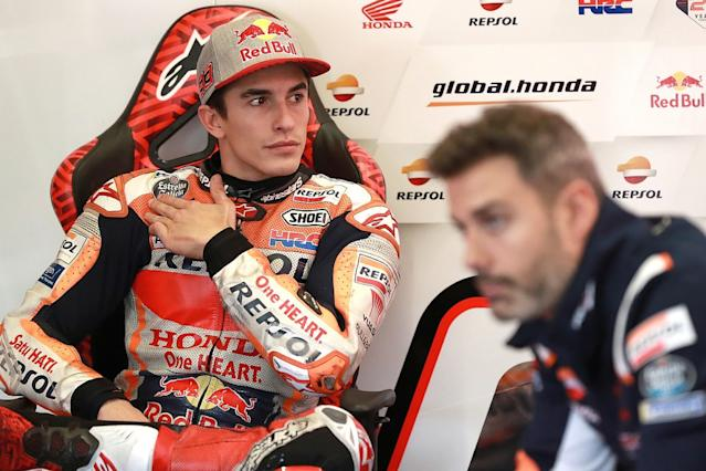 Alex Marquez: Marc won't tell him much to adapt