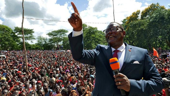 Lazarus Chakwera's political fortunes were revived by a court ruling that annulled last year's flawed election