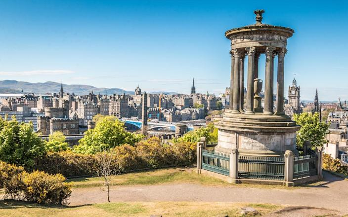 edinburgh - getty