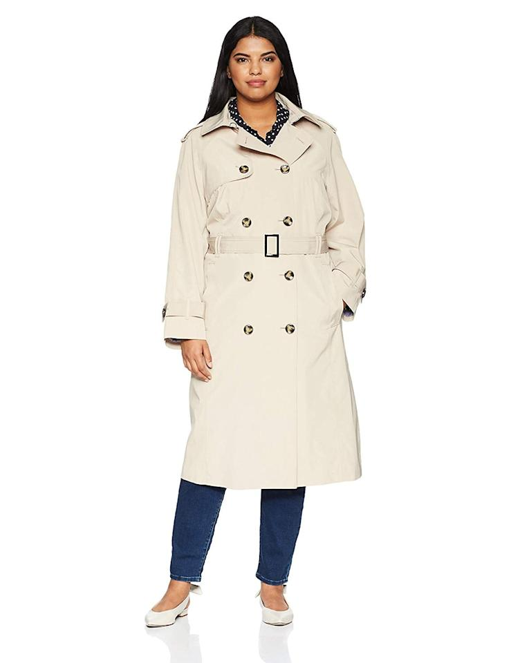 """<p>What can't you do with this <a href=""""https://www.popsugar.com/buy/London-Fog-Midi-Length-Trench-Coat-502899?p_name=London%20Fog%20Midi-Length%20Trench%20Coat&retailer=amazon.com&pid=502899&price=104&evar1=fab%3Aus&evar9=46772169&evar98=https%3A%2F%2Fwww.popsugar.com%2Ffashion%2Fphoto-gallery%2F46772169%2Fimage%2F46773020%2FLondon-Fog-Midi-Length-Trench-Coat&list1=shopping%2Camazon%2Challoween%2Challoween%20costumes%2Cdiy%20halloween%20costumes%2Caffordable%20shopping%2Challoween%20costumes%202019&prop13=mobile&pdata=1"""" rel=""""nofollow"""" data-shoppable-link=""""1"""" target=""""_blank"""" class=""""ga-track"""" data-ga-category=""""Related"""" data-ga-label=""""https://www.amazon.com/London-Fog-Womens-Trench-Medium/dp/B018B6YIJ8/ref=sr_1_1?dchild=1&amp;isTryState=1&amp;keywords=trench%2Bcoat%2Bwomen&amp;nodeID=14807110011&amp;psd=1&amp;qid=1571257290&amp;refinements=p_n_is_primewardrobe%3A15121302011&amp;rnid=15121301011&amp;s=prime-wardrobe&amp;sr=8-1&amp;th=1&amp;psc=1"""" data-ga-action=""""In-Line Links"""">London Fog Midi-Length Trench Coat</a> ($104, originally $120)? You could be Audrey Hepburn, Harriet the Spy, Sherlock Holmes, whatever floats your boat. And a trench is a wardrobe staple.</p>"""