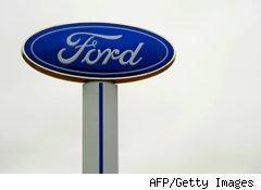 Ford earnings preview first-quarter 2010