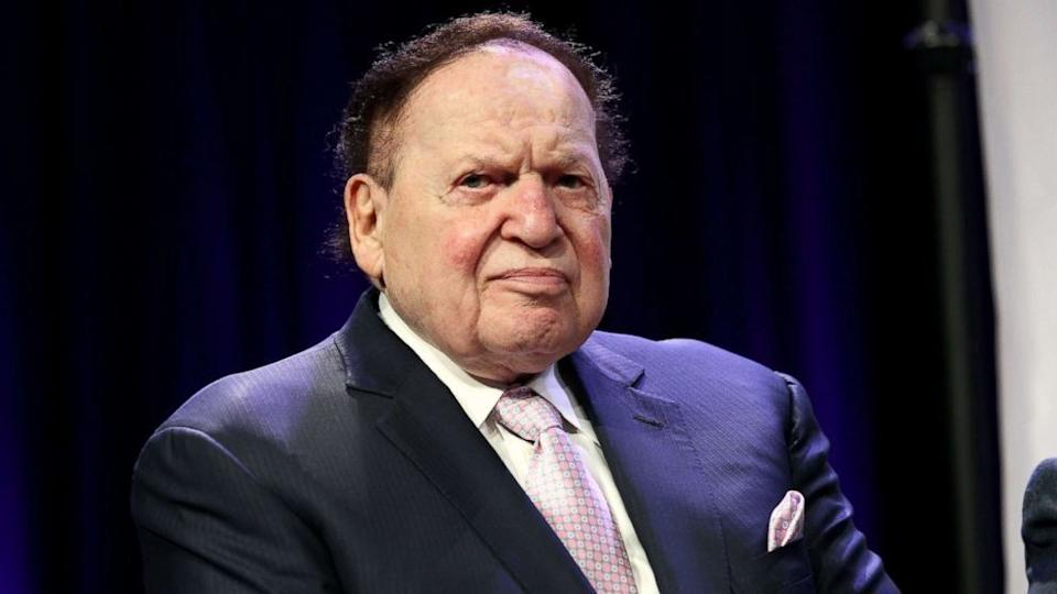 Sheldon Adelson, CEO and founder of the Las Vegas Sands, has died. (Photo: ABC News)