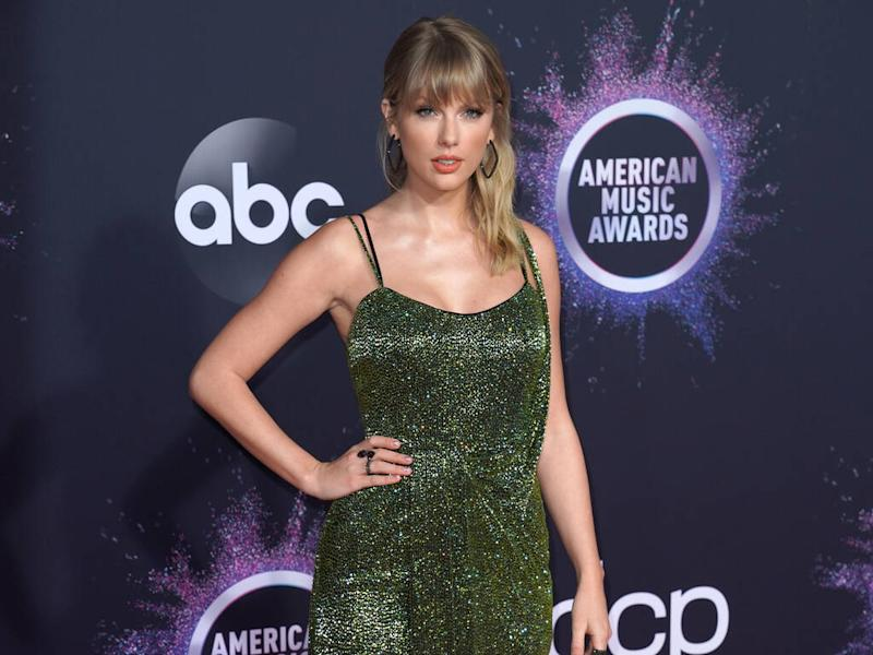 Taylor Swift reflects on importance of 'ownership' amid Scooter Braun feud