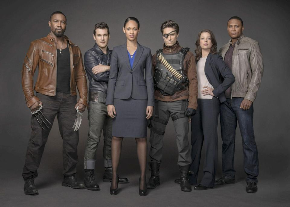The suicide squad in Arrow