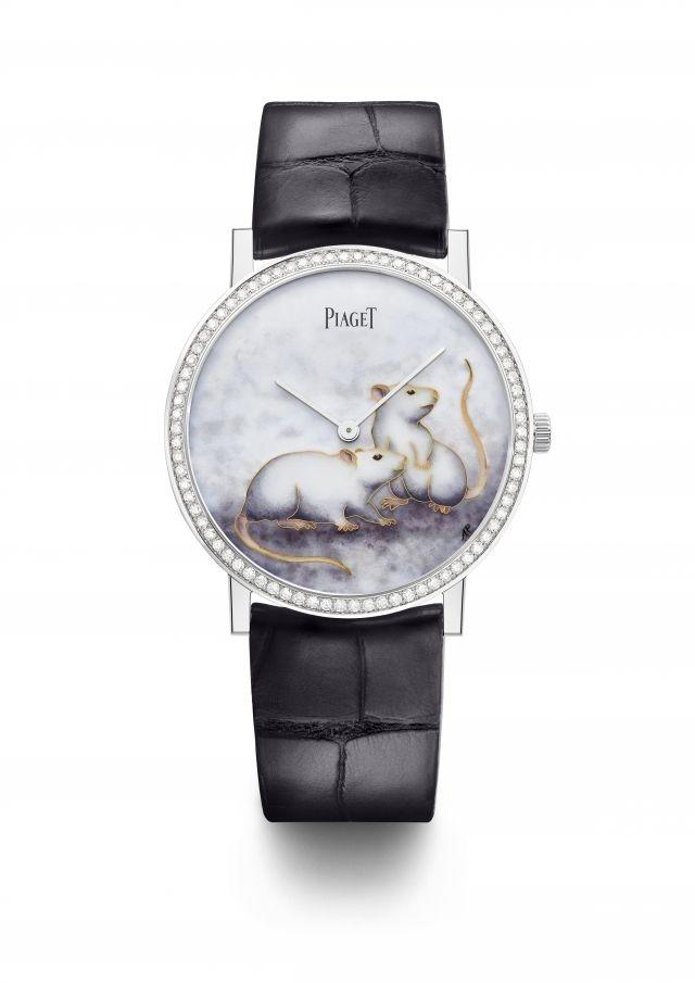 Chinese New Year: Piaget debuts a limited-edition watch for the year of the rat