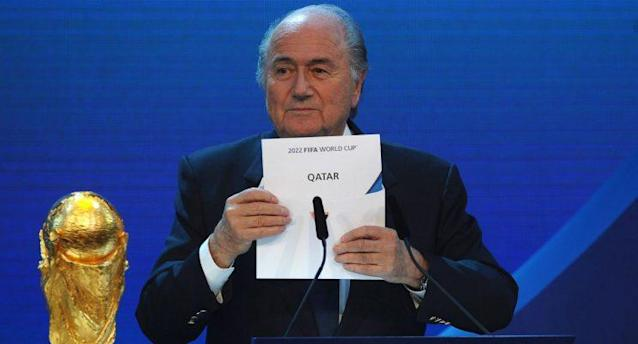 FIFA was supposed to be cleaned up after Sepp Blatter's ousting, but it seems like things are dirtier than ever. (Getty)