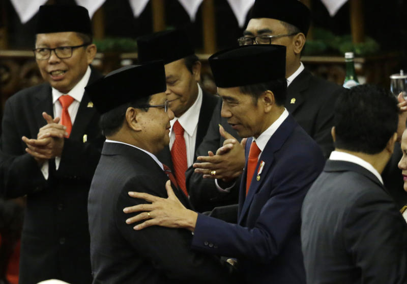 Indonesia Indonesia Widodo Inauguration