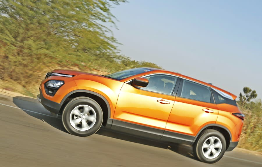 <p>Tata Harrier (Expected Price: Rs 13-18 lakh): The first and the most important new launch from Tata would be the Harrier in 2019. It is the most-awaited SUV and is based on the Land Rover platform. The Harrier would be available in four variants: XE, XM, XT and XZ. </p>