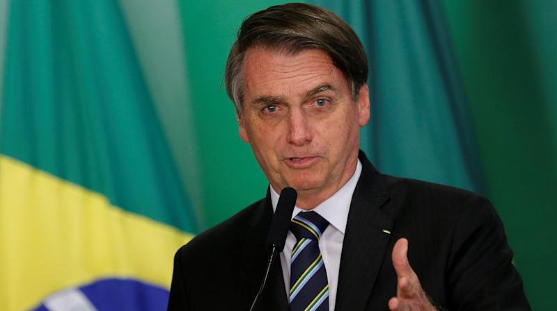 The American Museum of Natural History announced Monday that it would not hosta private event honoring far-right Brazil President Jair Bolsonaro