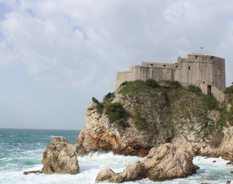 pile gate dubrovnik game of thrones