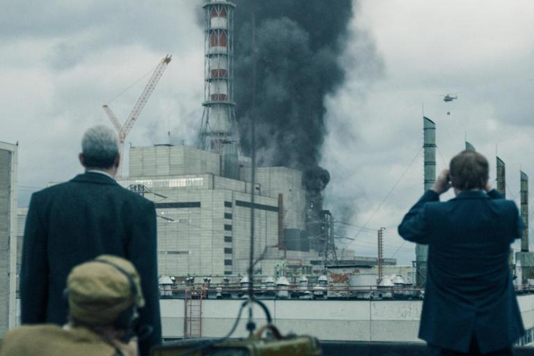 Russia makes own version of Chernobyl disaster series, blaming CIA agent for nuclear explosion following success of Sky Original mini-series