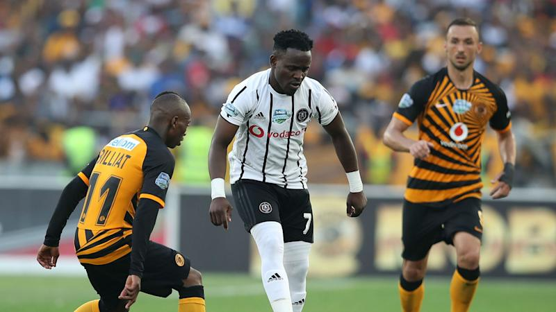 Orlando Pirates' Mhango is fit and ready to play 'tomorrow'