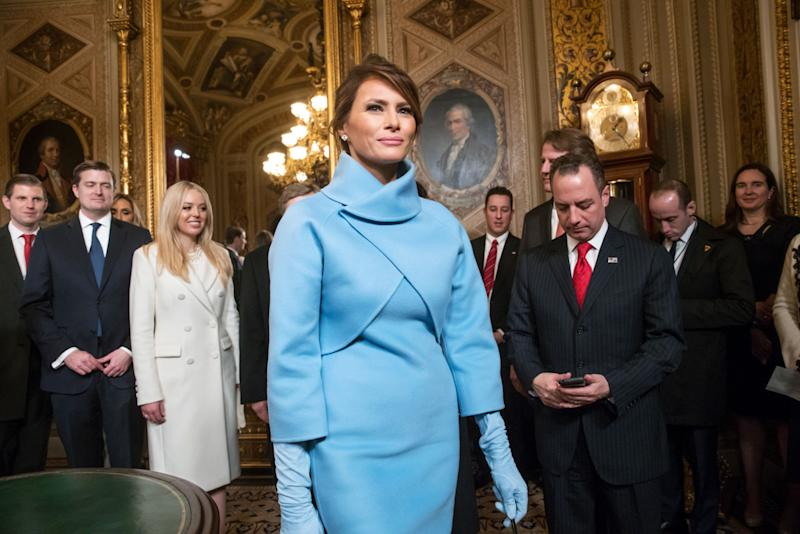 Melania and Barron Trump Are 'Absolutely' Moving to D.C. This June