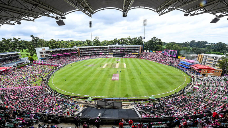 South Africa Cricket has suspended chief executive Thabang Moroe. (Getty Images)