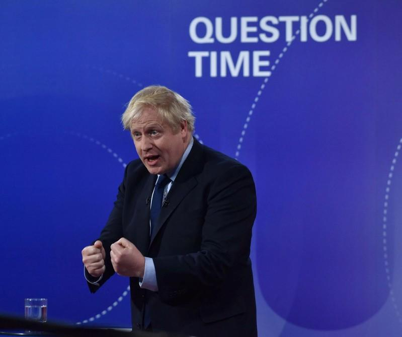 UK PM Johnson's lead over Labour narrows slightly: Deltapoll