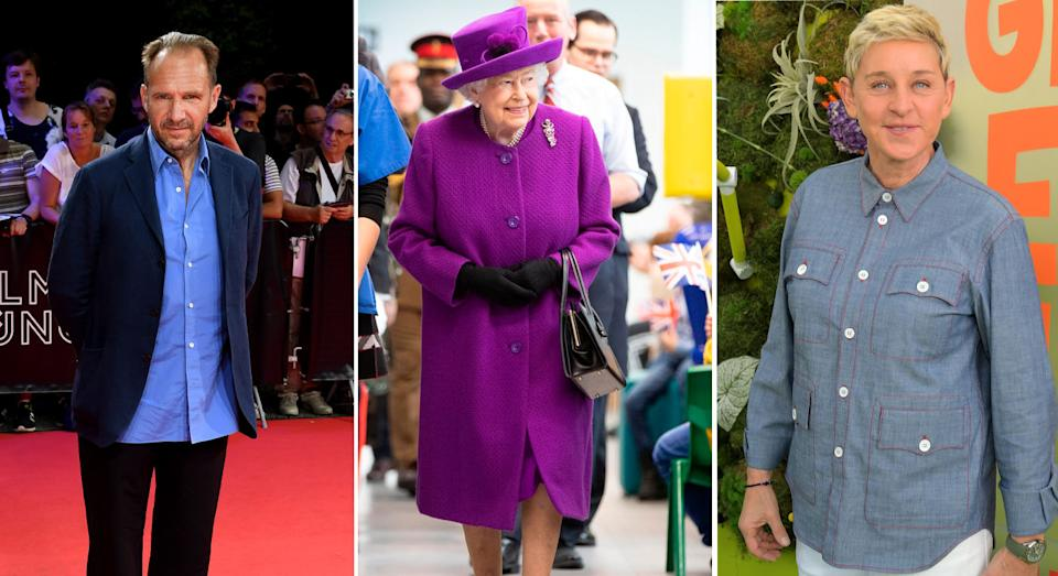 The Royal Family has some surprising celebrity links