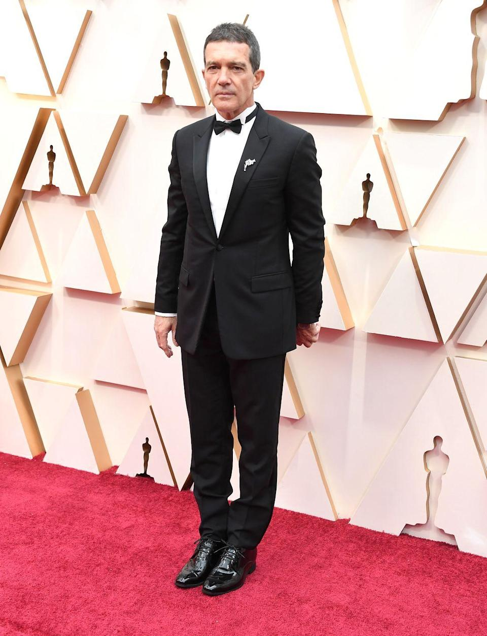 <p>Although his career has slowed down a little bit since the '90s, Banderas is still seen as an accomplished actor with some notable roles including providing the voice for Puss in Boots in the <em>Shrek</em> franchise.</p>