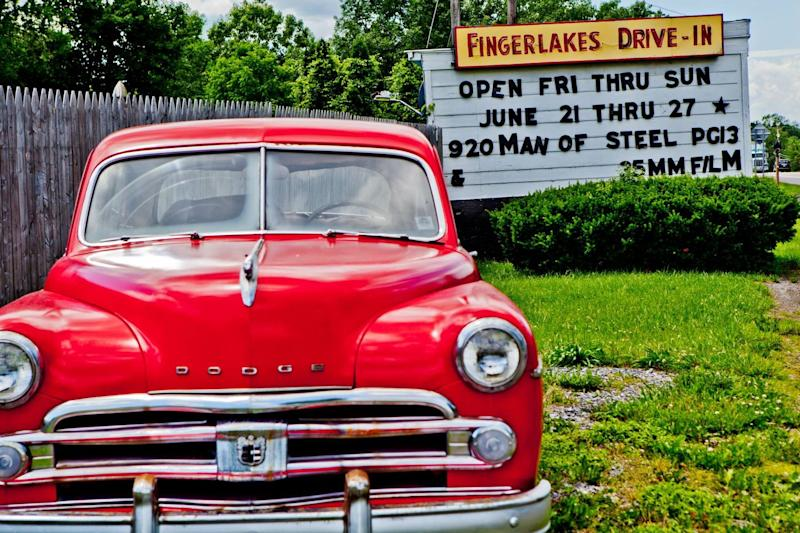 Photo credit: Finger Lakes Drive-In