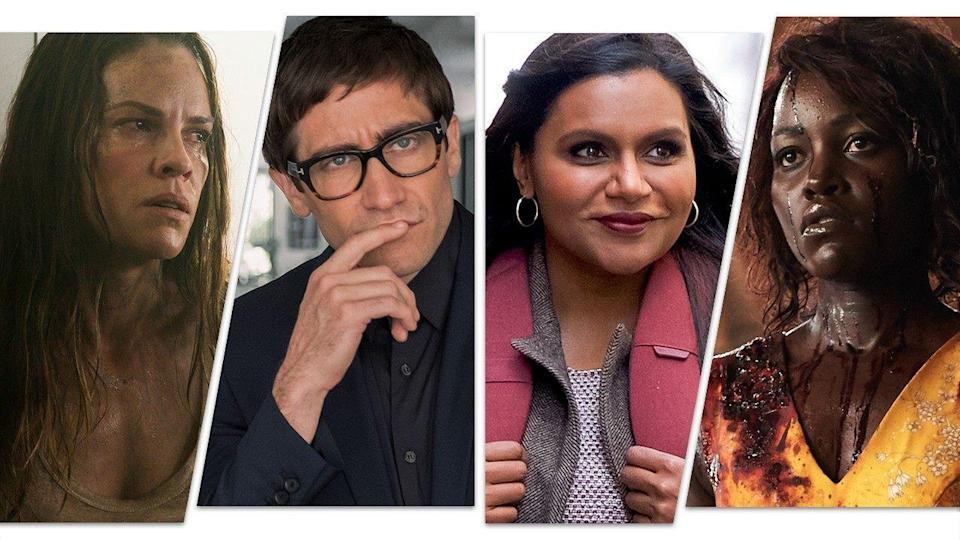 Viola Davis, Jake Gyllenhaal, Mindy Kaling and Demi Moore star in some of the most buzzworthy indie films on this year's slate.