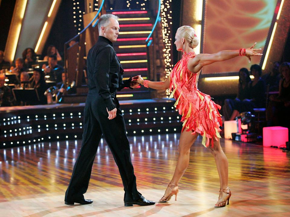 dancing with the stars kenny mayne andrea hale