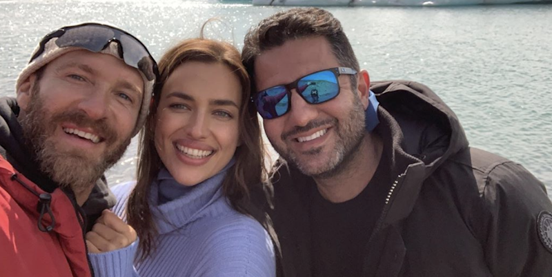 Irina Shayk shares sexy swimsuit photo after Bradley Cooper breakup