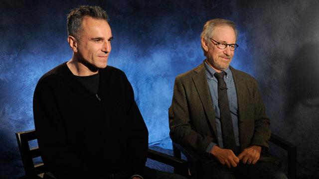 Day-Lewis, Spielberg Share 'Lincoln' Experience (ABC News)