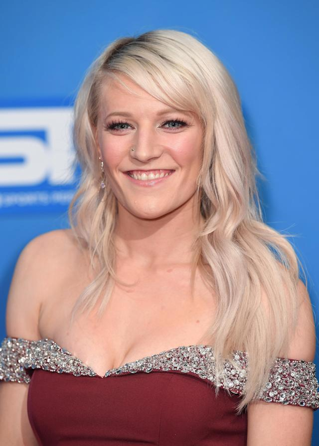 <p>Elise Christie attends the BBC Sports Personality of the Year 2017 Awards at the Echo Arena on December 17, 2017 in Liverpool, England. (Photo by Karwai Tang/WireImage) </p>