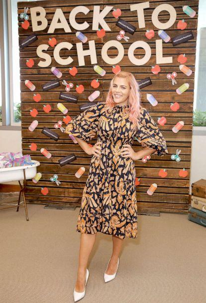 PHOTO: Busy Philipps and Michaels host a back-to-school 'crafternoon' on July 30, 2019, in West Hollywood, Calif. (Rachel Murray/Getty Images for Michaels)