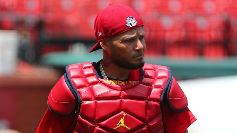 Yadier Molina among St. Louis Cardinals to test positive for coronavirus