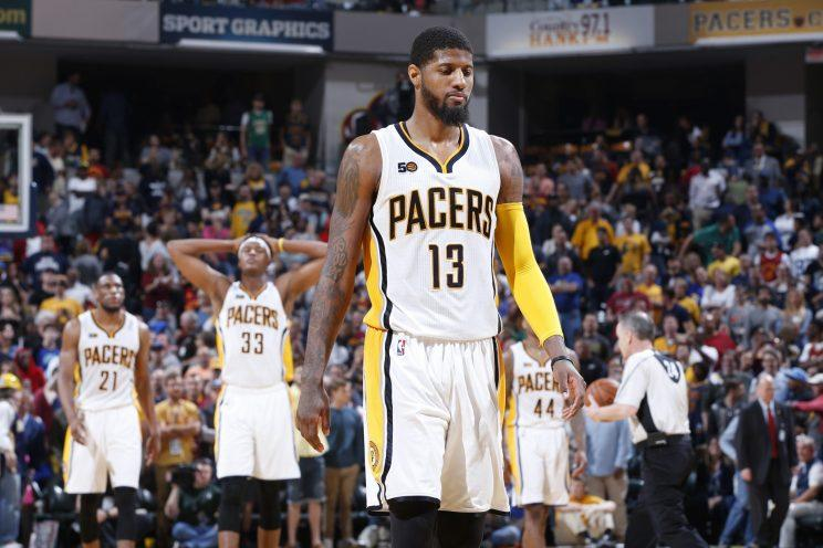 4cfc18675 (Getty). More. The Indiana Pacers have agreed to trade Paul George to the Oklahoma  City Thunder ...