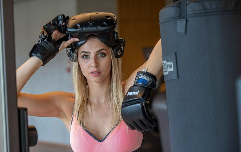 All in your head(set): VR fitness systems Viro.Fit